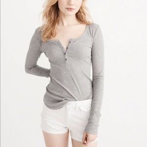 Abercrombie & Fitch Henley Henley